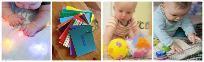 35 Simple Activities For 0 6 Month Olds