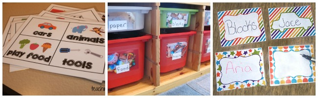 Toddler Room Storage Ideas (in toddler language)  sc 1 st  Powerful Mothering & Toy Storage Ideas for A Toddler Room