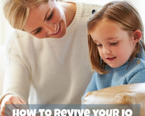 How to Revive your IQ after Having Kids