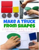 Make a Truck from Shapes
