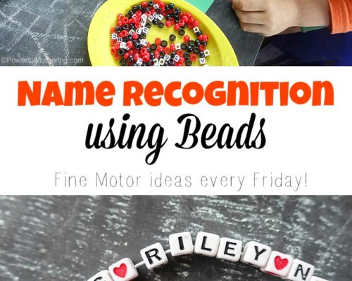 Name Recognition using Beads