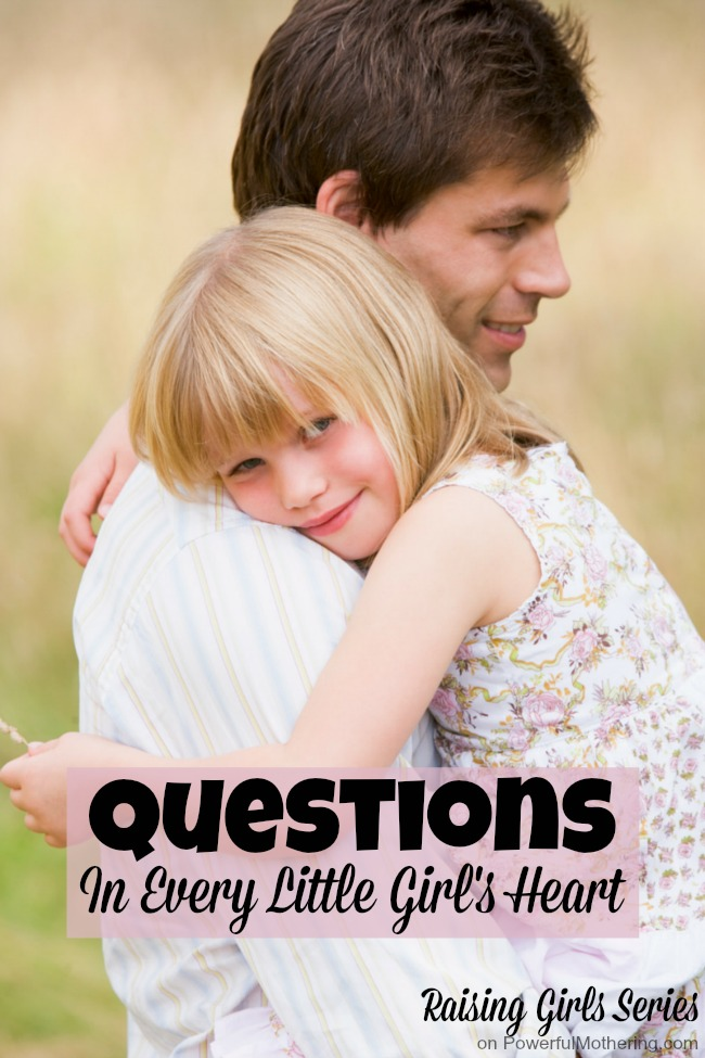 Questions In Every Little Girl's Heart