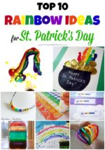 Top 10 Rainbow Ideas for St Patricks Day