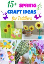 15 Spring Craft Ideas for Toddlers