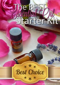 best essential oil kit