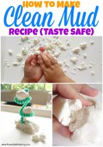 How to Make Clean Mud Recipe (Taste Safe)