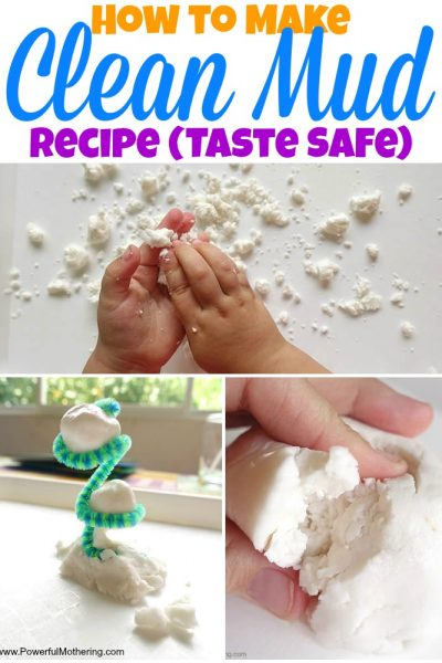 How to Make Clean Mud Recipe Taste Safe