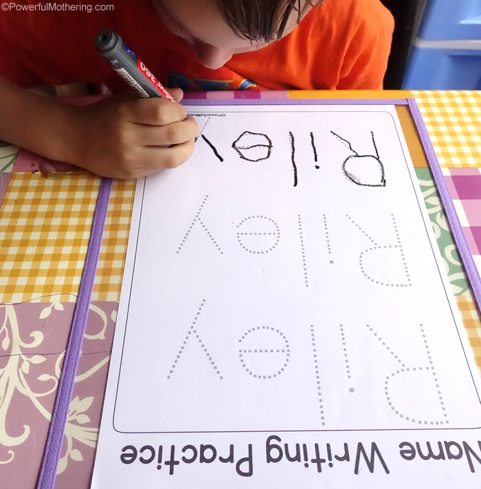 Which Letters To Teach First Montessori