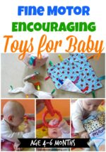 Fine Motor Encouraging Toys for Baby