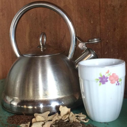 Herbal Teas for digestive support