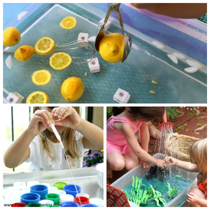So Many Summer Ideas For Kids With Water