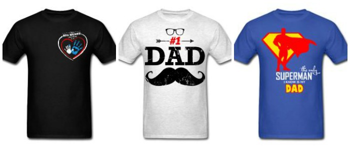 fathers day t shirt collection