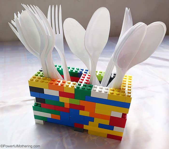 lego party decor idea