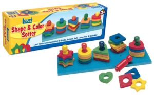 Shape Color Sorter busy bag