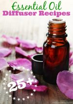 25+ Essential Oil Diffuser Recipes