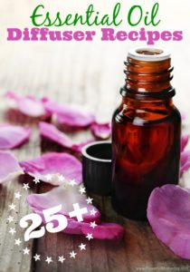 diffuser recipes for essential oils