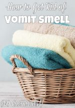 How to Get Rid of Vomit Smell (NO Chemicals!)