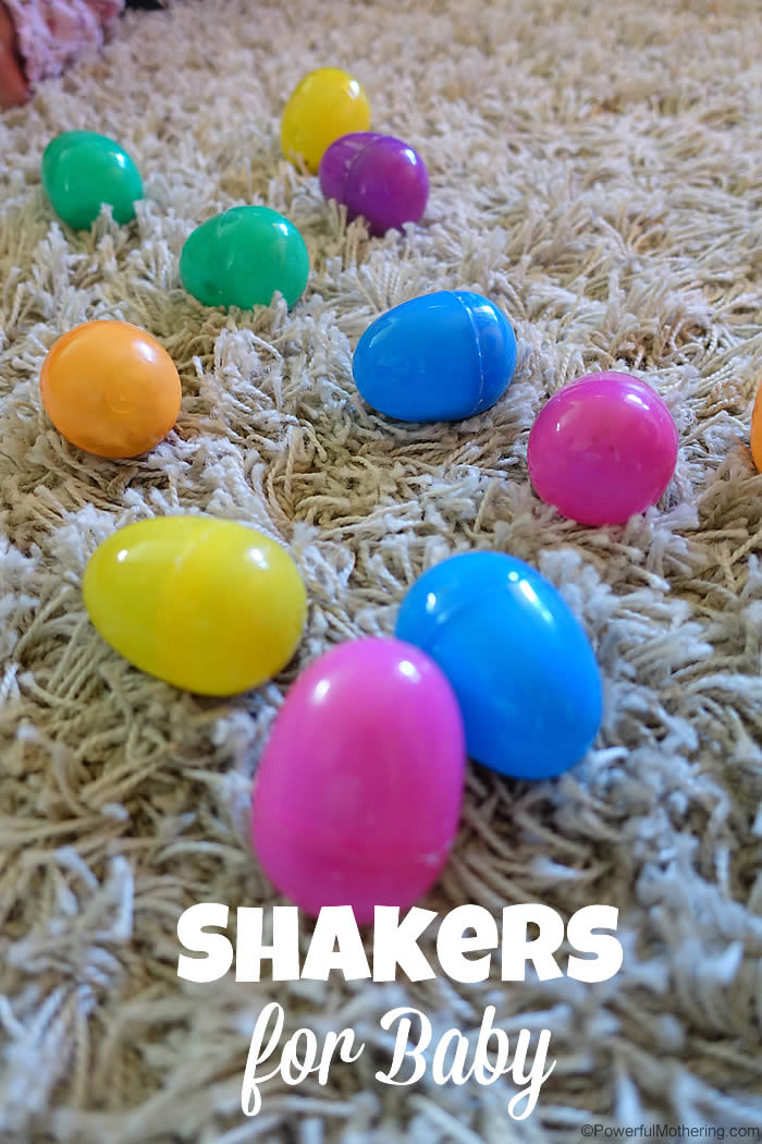 how to make shakers for baby
