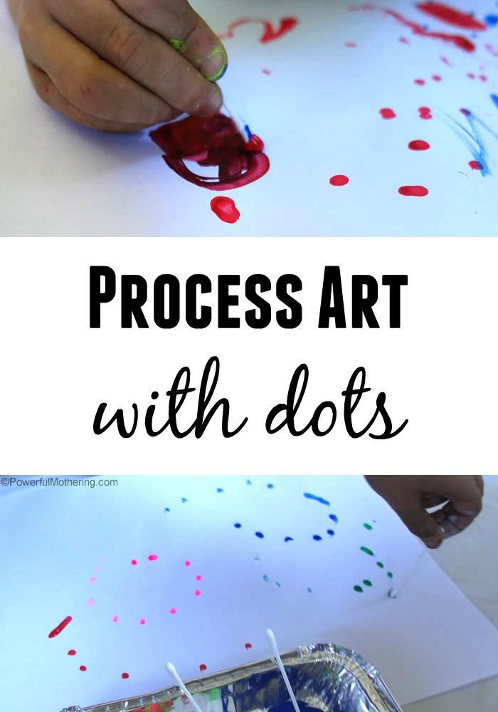 Process Art with DOTS