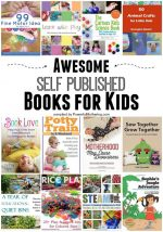 Awesome Self Published Books for Kids