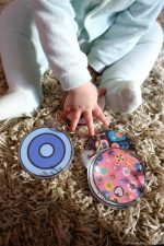 Colorful Circles Toy for Baby