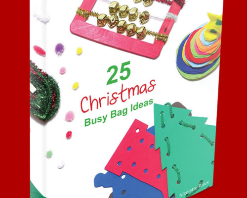 25 Christmas Busy Bag Ideas