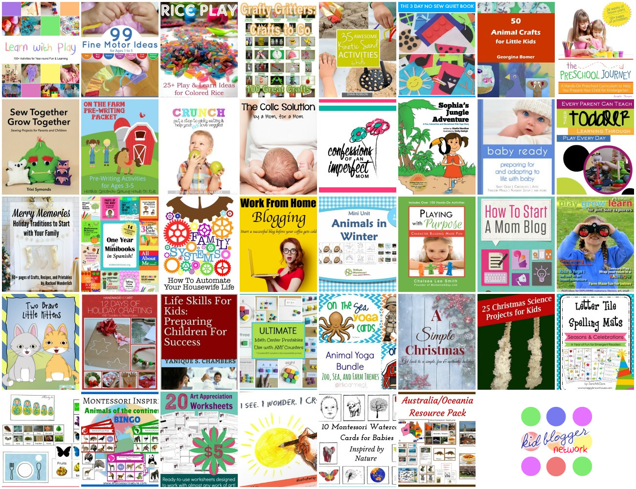 38 Kids Ebooks