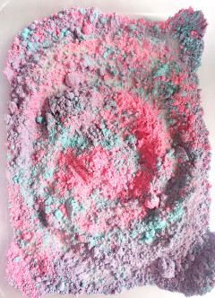 Cotton Candy Cloud Dough (Taste Safe)