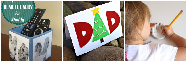 Homemade Christmas Gifts for Dad. DIY CRAFTS