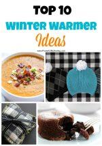 Top 10 Winter Warmer Ideas