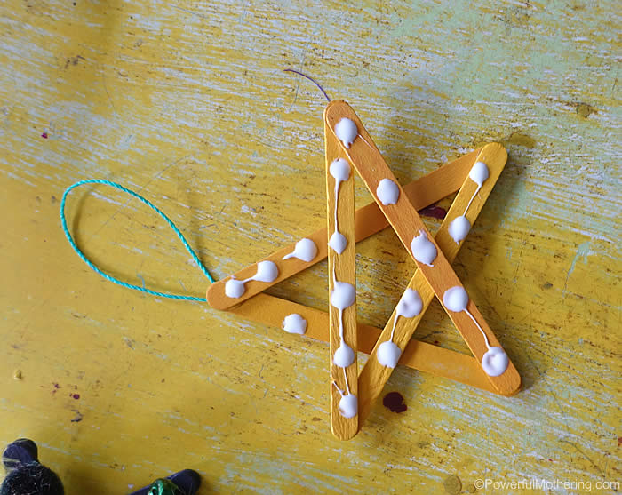 easy star craft for toddlers