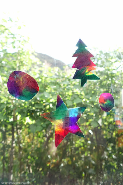 Stained Glass Window Decorations