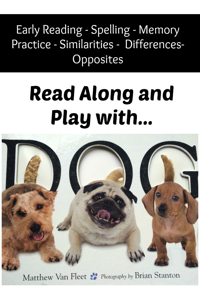 Read along and play with Dog