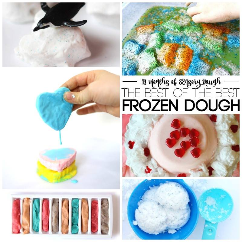 frozen dough collection