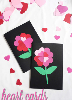 heart cards for love