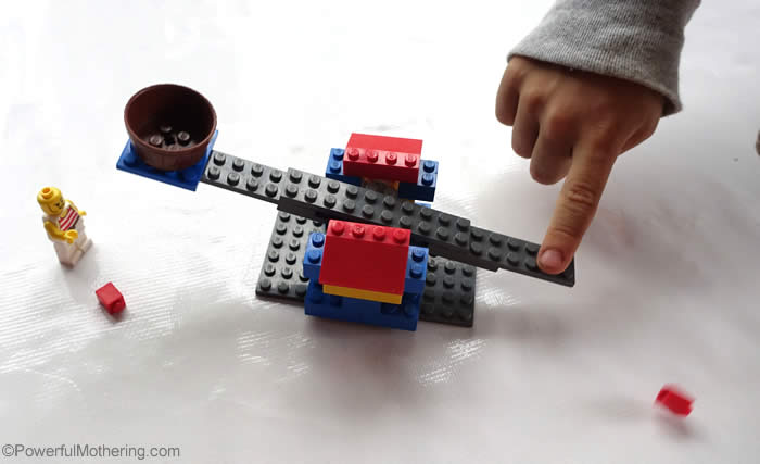 lego catapult idea