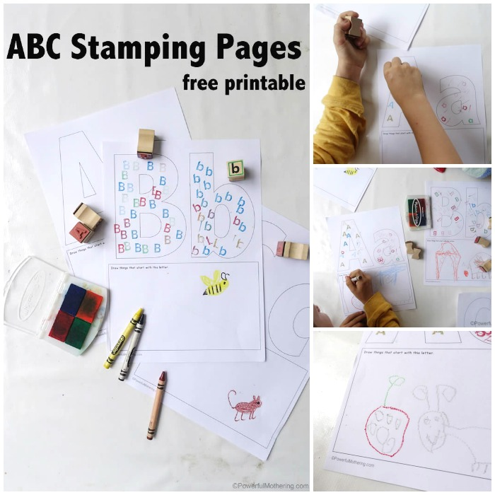 stamping pages fb