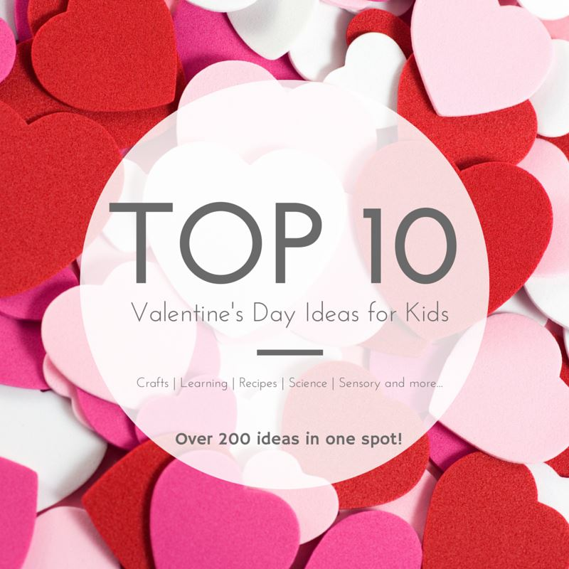 top 10 valentines ideas