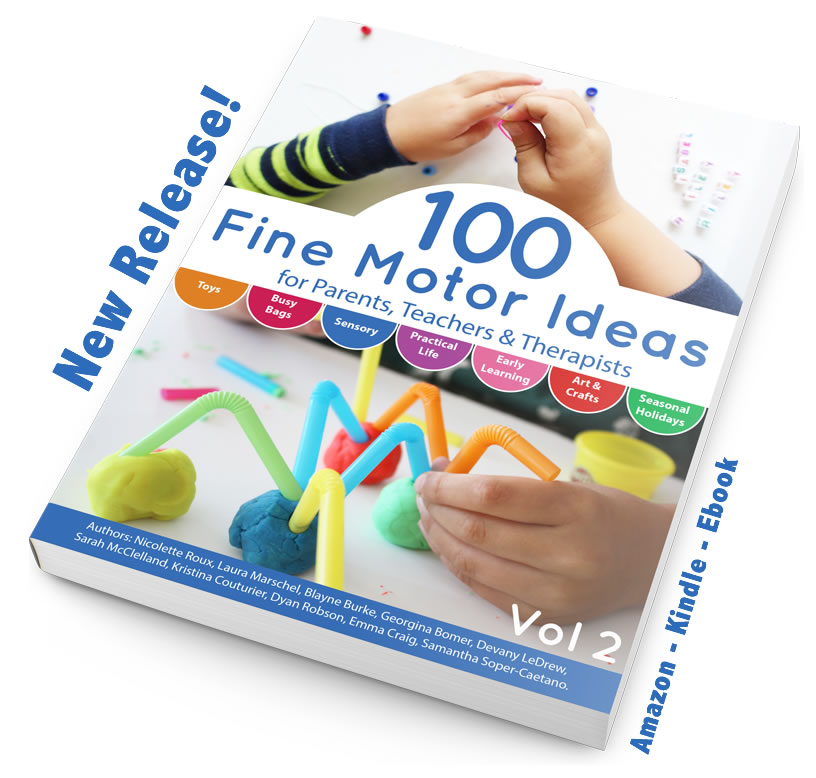 new fine motor ideas book