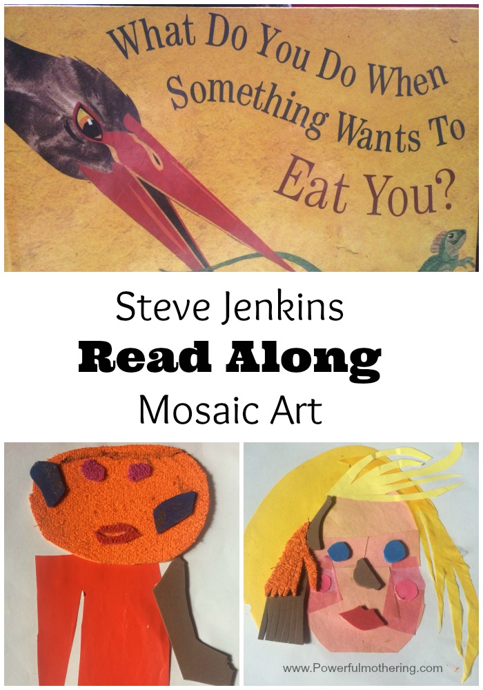 Steve Jenkins Read Along Mosaic Art
