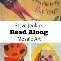 Read Along Mosaic Art