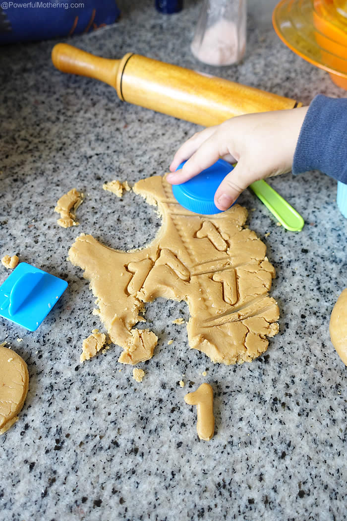 edible playdough for toddlers