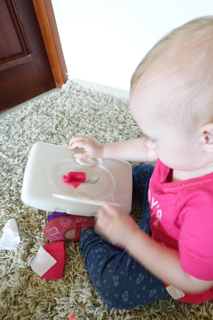 hand eye coordination for baby