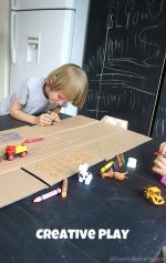 Creative Play with Cardboard