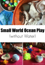 Small World Ocean Play (without Water)