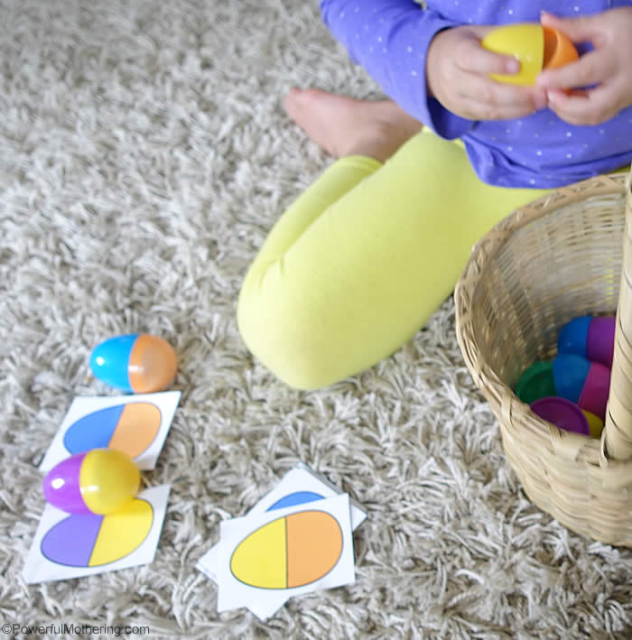 easter fine motor ideas