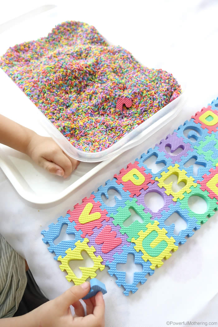 Letter S Activity For Toddlers