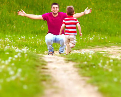 6 Small Ways to be a Better Parent
