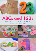 ABCs and 123s