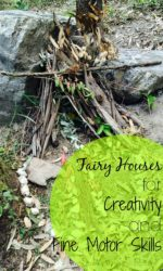 Fairy Houses: Read Along and Activity